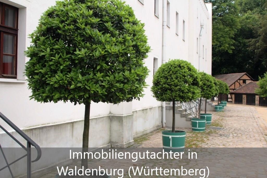 Immobilienbewertung Waldenburg (Württemberg)