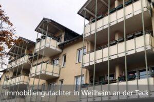 Immobiliengutachter Weilheim an der Teck