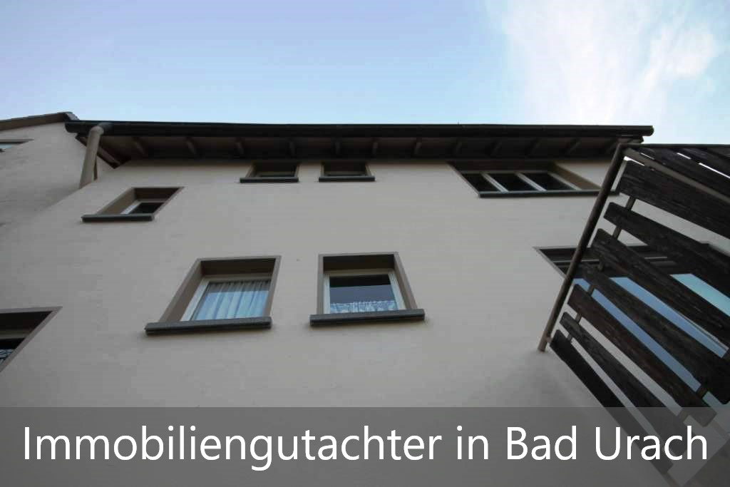 Immobilienbewertung Bad Urach