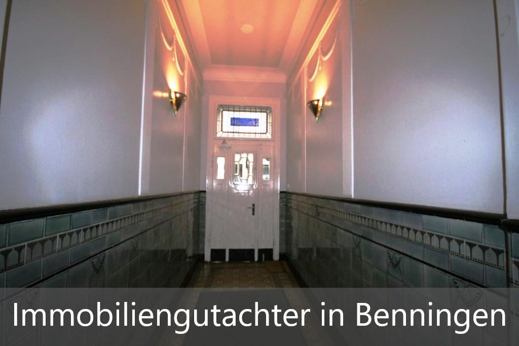 Immobilienbewertung Benningen am Neckar