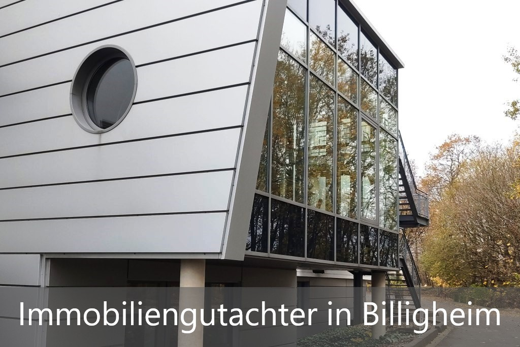 Immobilienbewertung Billigheim