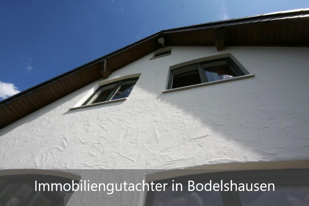 Immobilienbewertung Bodelshausen