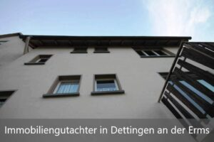 Immobiliengutachter Dettingen an der Erms