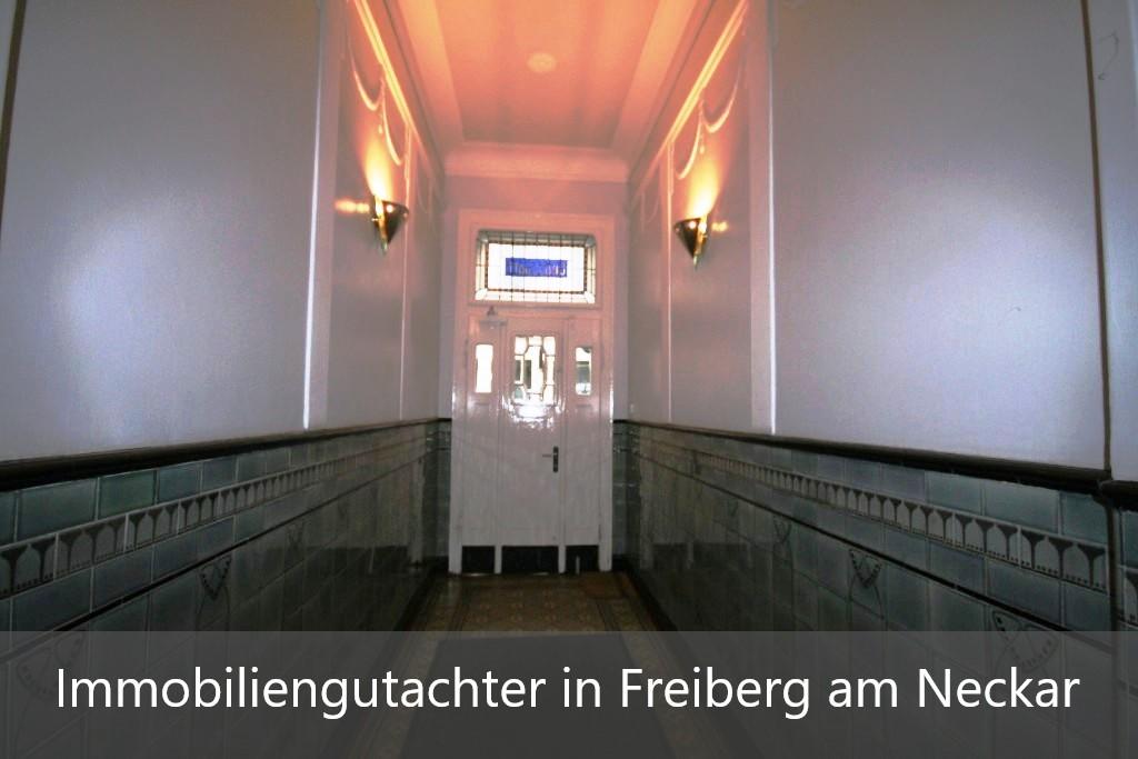 Immobilienbewertung Freiberg am Neckar