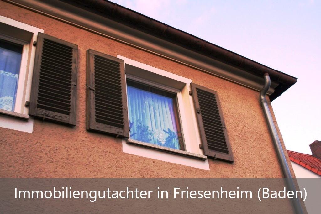 Immobilienbewertung Friesenheim (Baden)