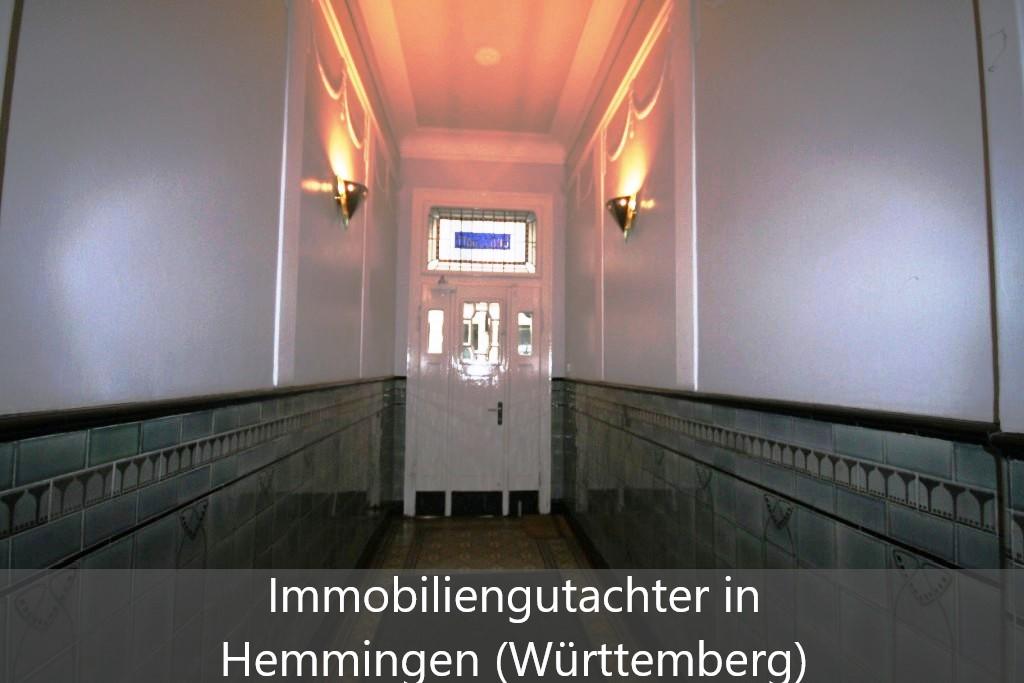 Immobilienbewertung Hemmingen (Württemberg)