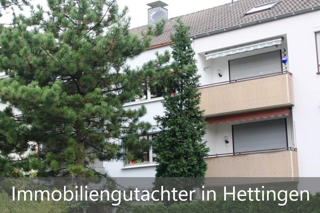 Immobilienbewertung Hettingen