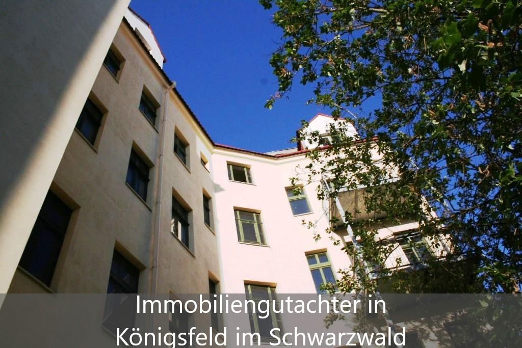 Immobilienbewertung Königsfeld im Schwarzwald