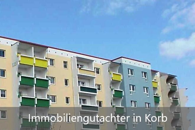 Immobilienbewertung Korb (Württemberg)