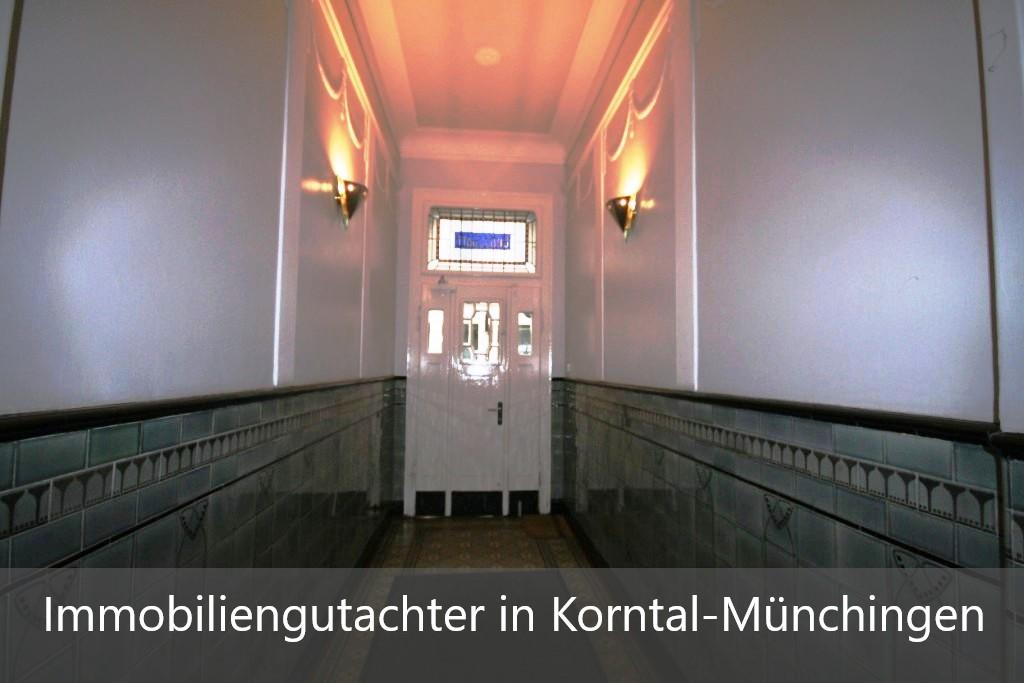 Immobilienbewertung Korntal-Münchingen