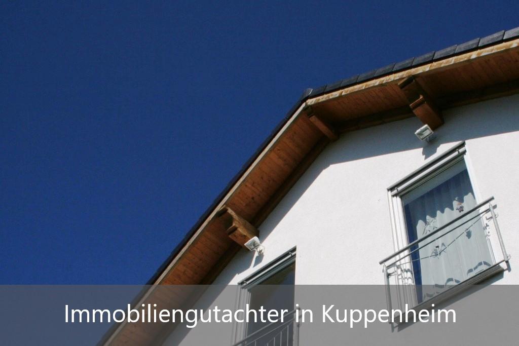 Immobilienbewertung Kuppenheim