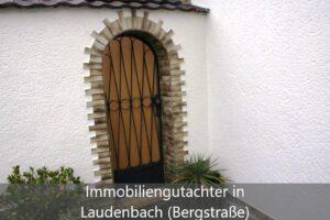 Immobiliengutachter Laudenbach (Bergstraße)
