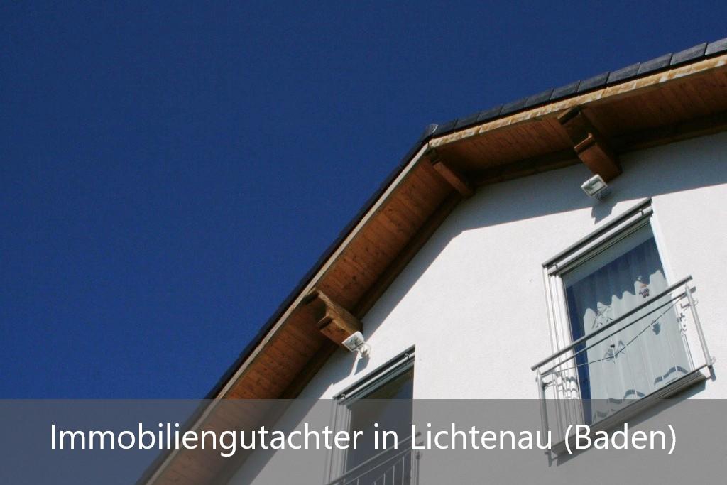 Immobilienbewertung Lichtenau (Baden)