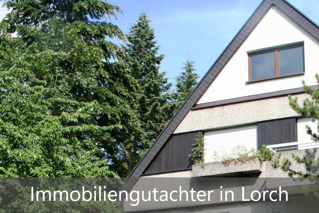 Immobilienbewertung Lorch (Württemberg)