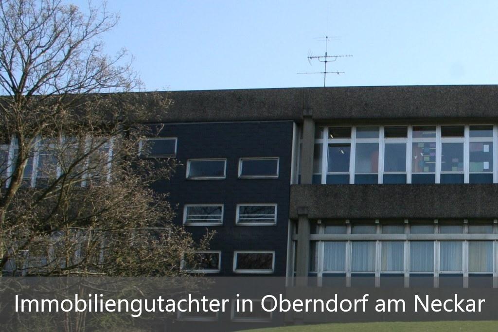 Immobilienbewertung Oberndorf am Neckar