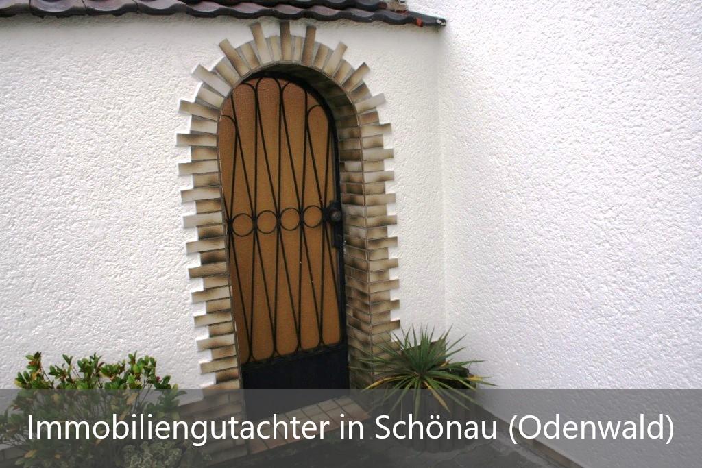 Immobilienbewertung Schönau (Odenwald)