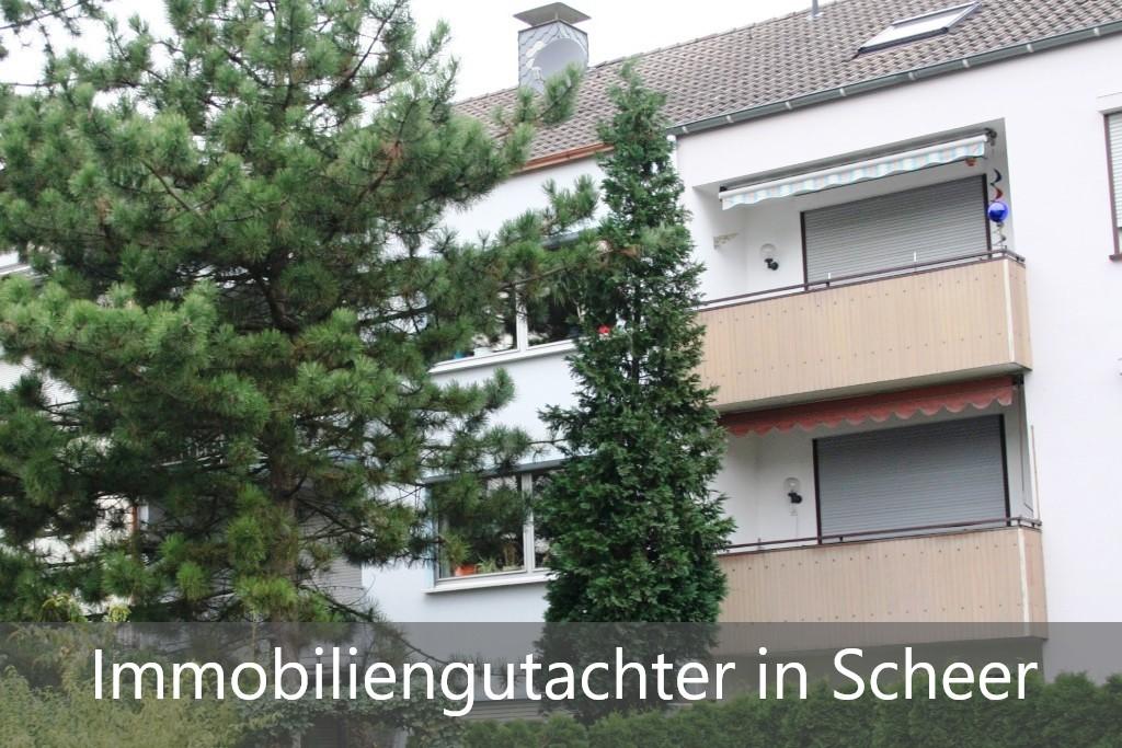 Immobilienbewertung Scheer