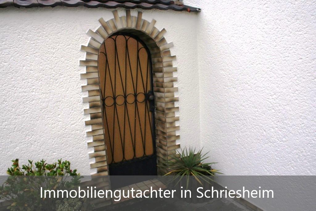 Immobilienbewertung Schriesheim