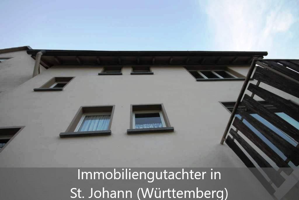 Immobilienbewertung St. Johann (Württemberg)