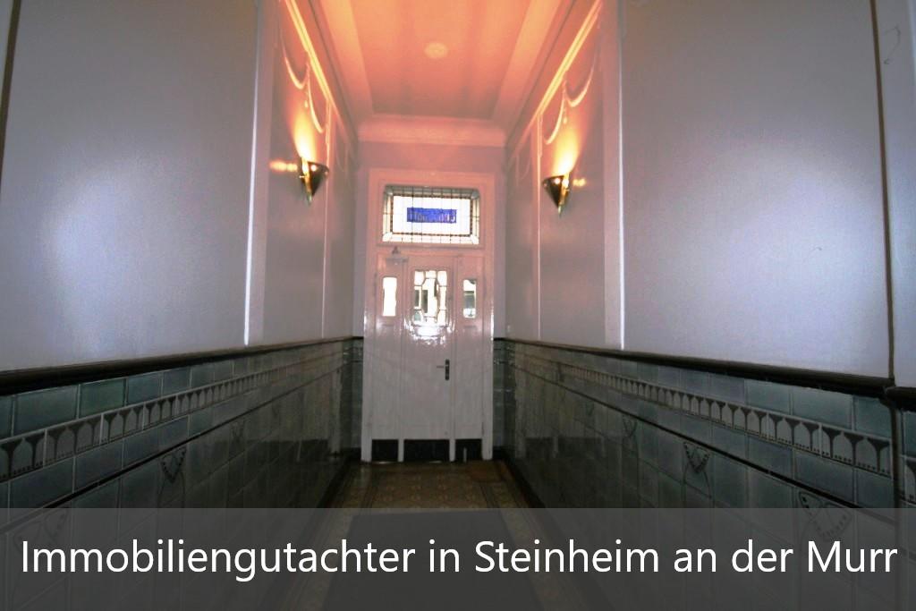 Immobilienbewertung Steinheim an der Murr