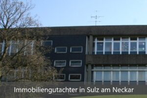 Immobiliengutachter Sulz am Neckar