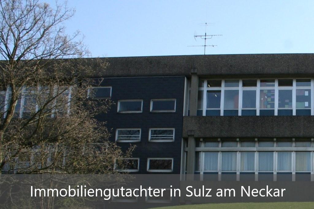 Immobilienbewertung Sulz am Neckar