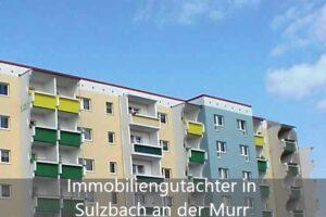 Immobiliengutachter Sulzbach an der Murr