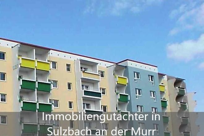 Immobilienbewertung Sulzbach an der Murr