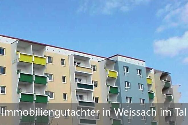 Immobilienbewertung Weissach im Tal