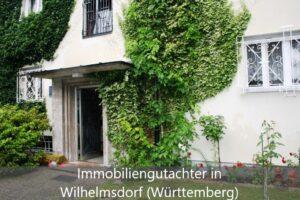 Immobiliengutachter Wilhelmsdorf (Württemberg)