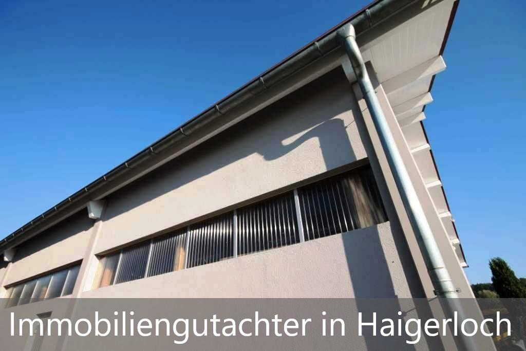 Immobilienbewertung Haigerloch