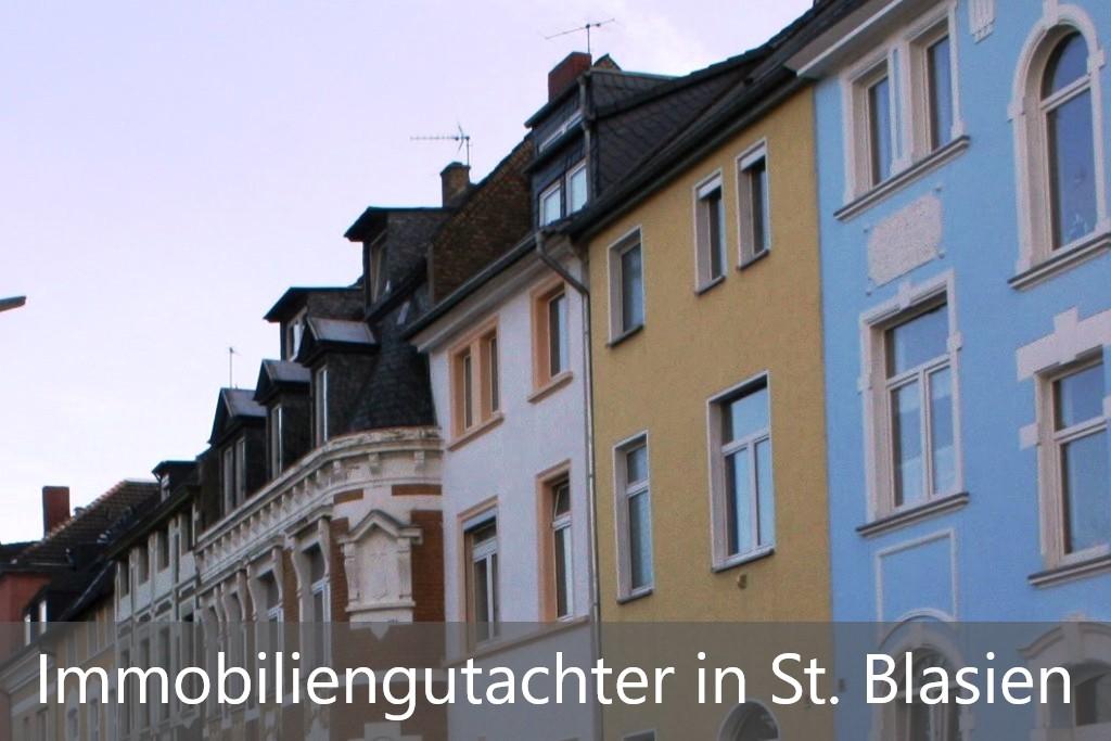 Immobilienbewertung St. Blasien