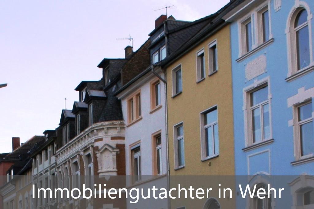 Immobilienbewertung Wehr (Baden)