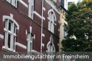 Immobiliengutachter Freinsheim