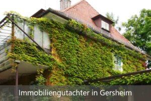 Immobiliengutachter Gersheim