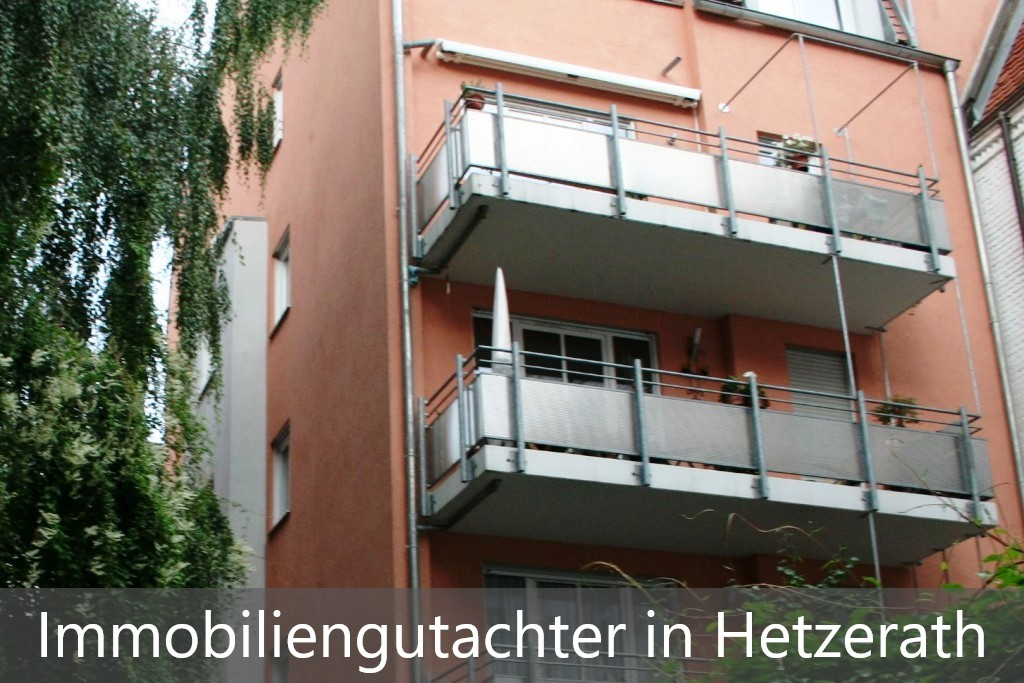 Immobiliengutachter Hetzerath