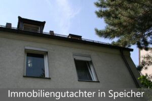 Immobiliengutachter Speicher