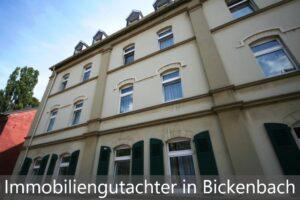 Immobiliengutachter Bickenbach (Bergstraße)