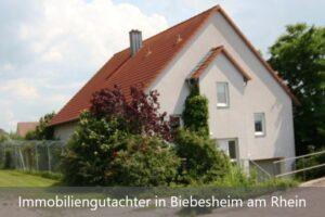 Immobiliengutachter Biebesheim am Rhein