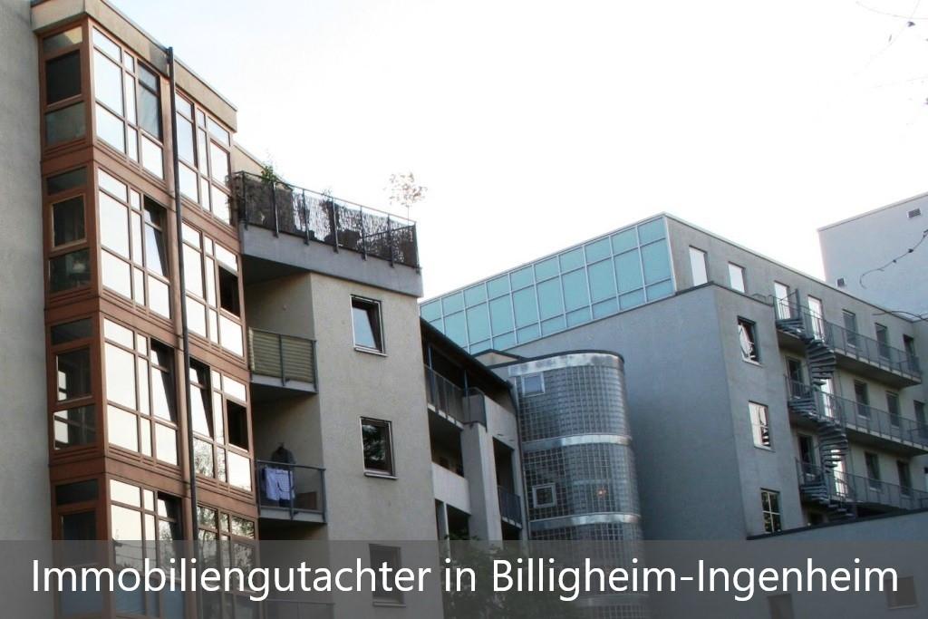 Immobiliengutachter Billigheim-Ingenheim
