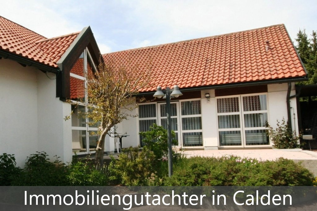 Immobiliengutachter Calden