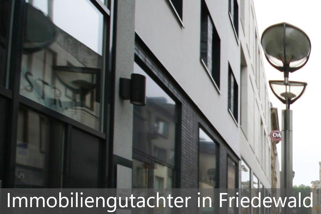 Immobiliengutachter Friedewald
