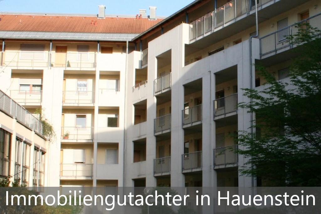 Immobiliengutachter Hauenstein