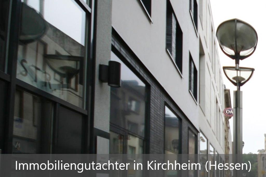 Immobiliengutachter Kirchheim (Hessen)