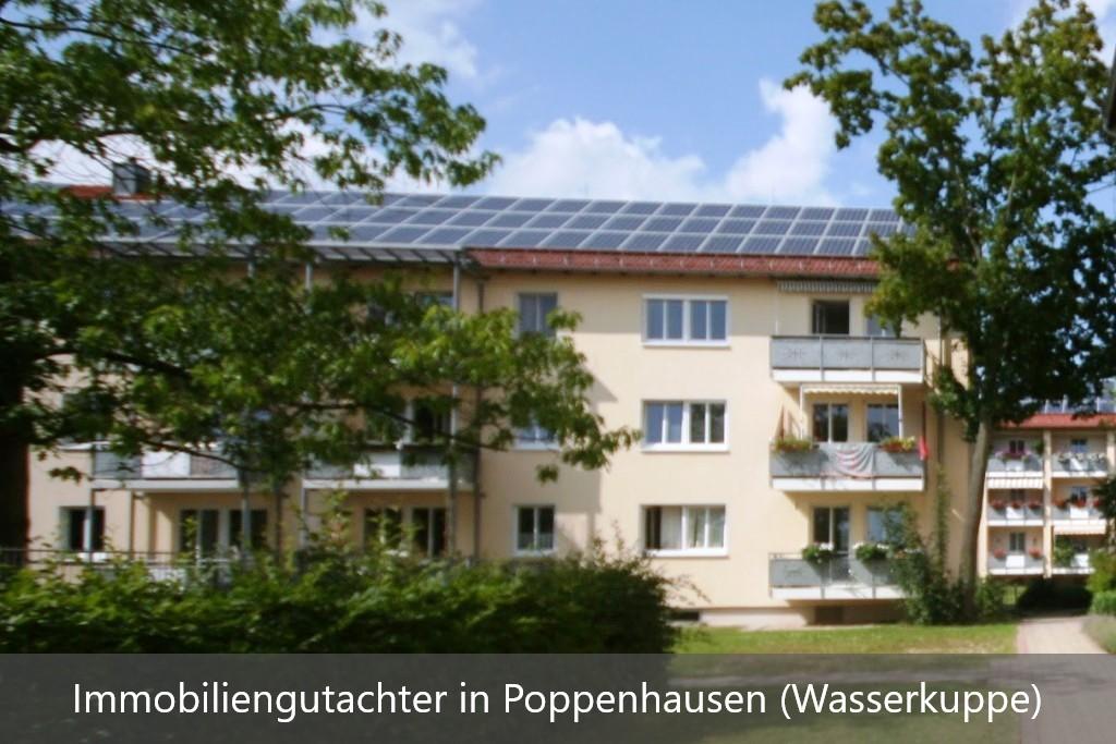 Immobiliengutachter Poppenhausen (Wasserkuppe)