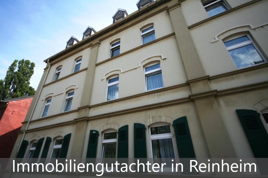 Immobiliengutachter Reinheim