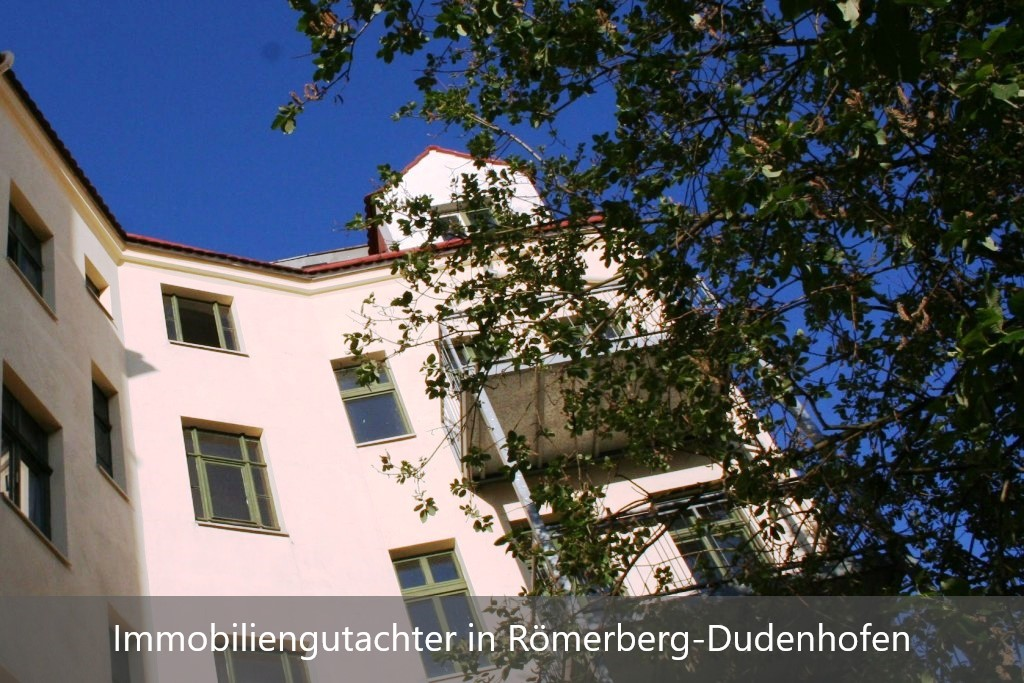 Immobiliengutachter Römerberg-Dudenhofen
