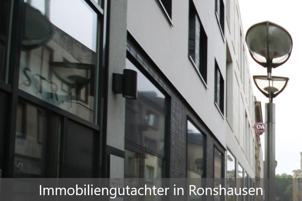 Immobiliengutachter Ronshausen