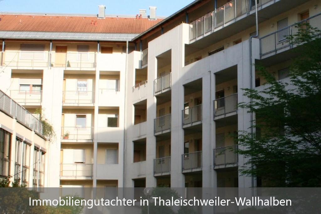 Immobiliengutachter Thaleischweiler-Wallhalben