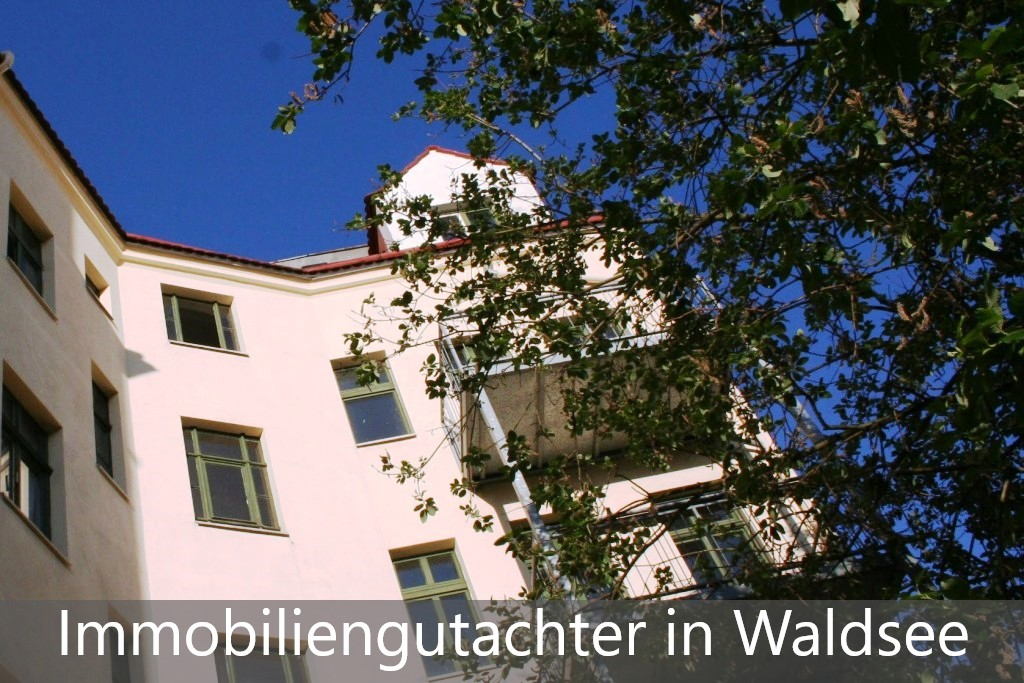 Immobiliengutachter Waldsee